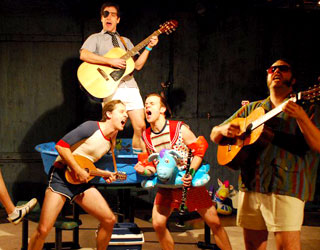 Three local musicals to play in Boston, New York