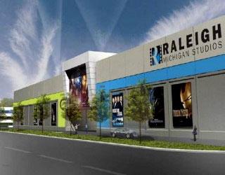 Raleigh Studios due to default on $18 million in bonds