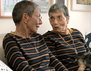 Walgreens' 'Ellen and Edith' spot eases flu shot pain