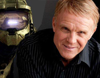 Actors famous for Halo game voices off to HaloFest