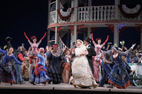 """Lyric goes full-throttle on """"Show Boat"""" ad campaign"""
