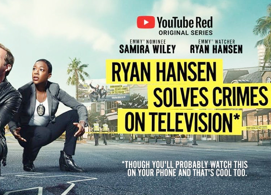 """Sarofsky Chicago created the main titles for """"YouTube Red"""" Original Series"""