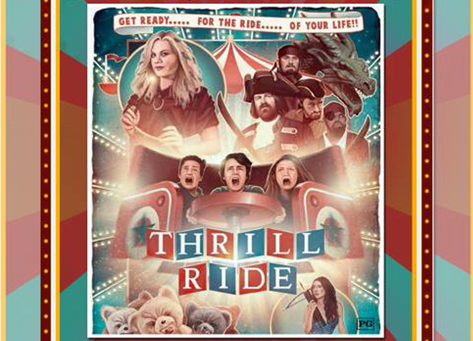 """For younger viewers, """"Thrill Ride"""" lives up to its name"""