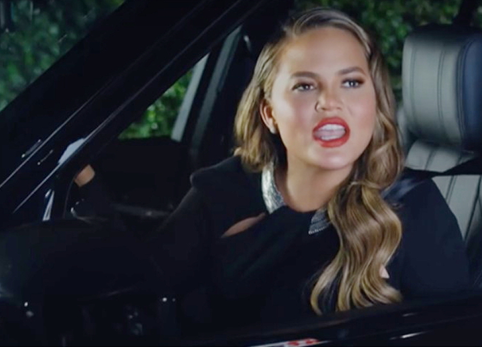Chrissy Teigen leads new McD's dollar menu campaign