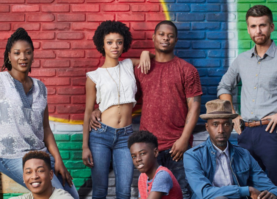 """The cast of """"The Chi"""""""