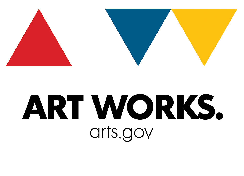 "Art Works is a ""principal arts program"" of the NEA"