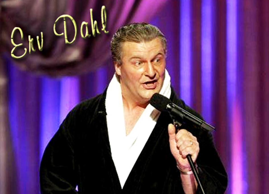 Erv Dahl as Rodney Dangerfield