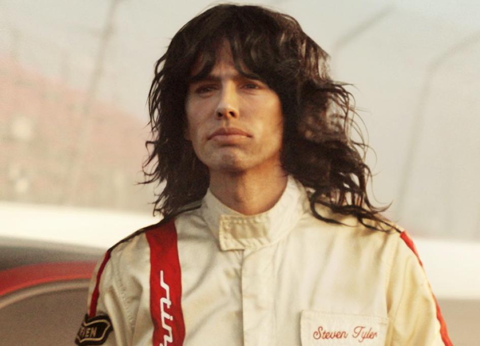 Watch Aerosmith's Steven Tyler drive a Kia in reverse