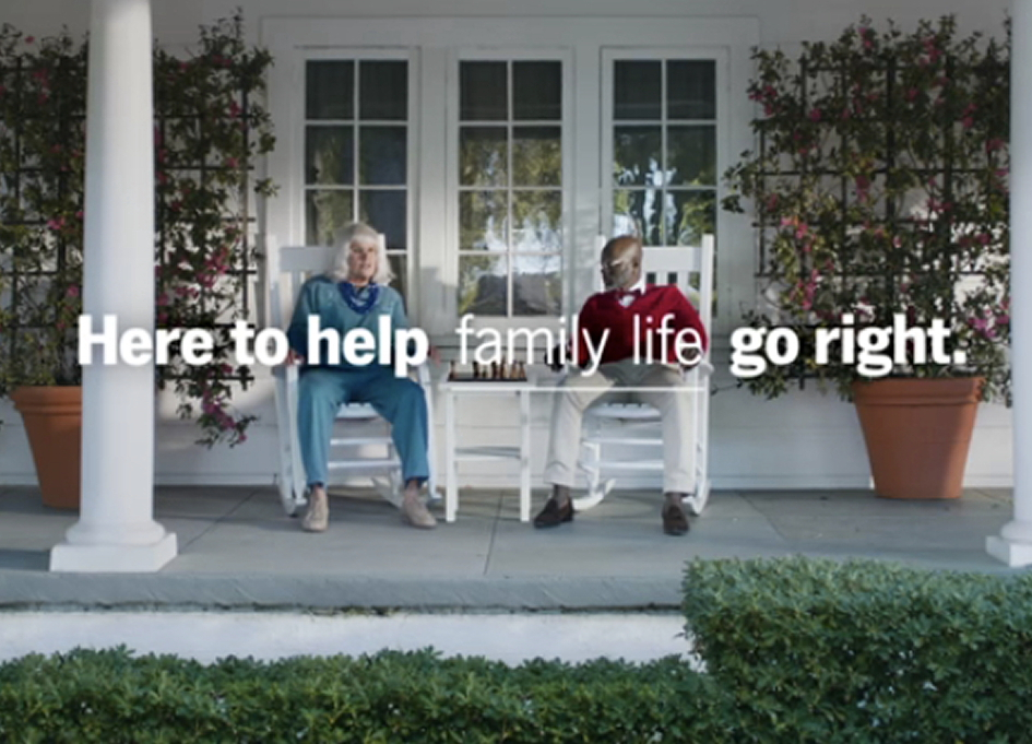 "State Farm's ""Here to Help _____ Go Right"" by DDB"