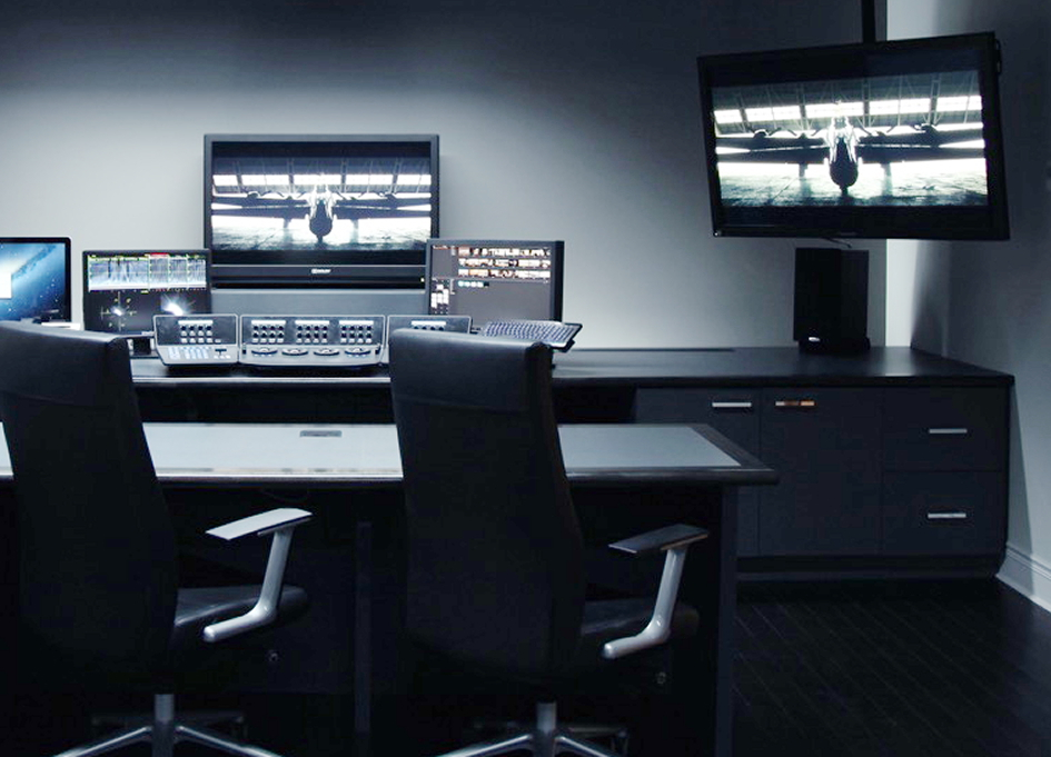 Company 3's suite within the Cutters Studio facility