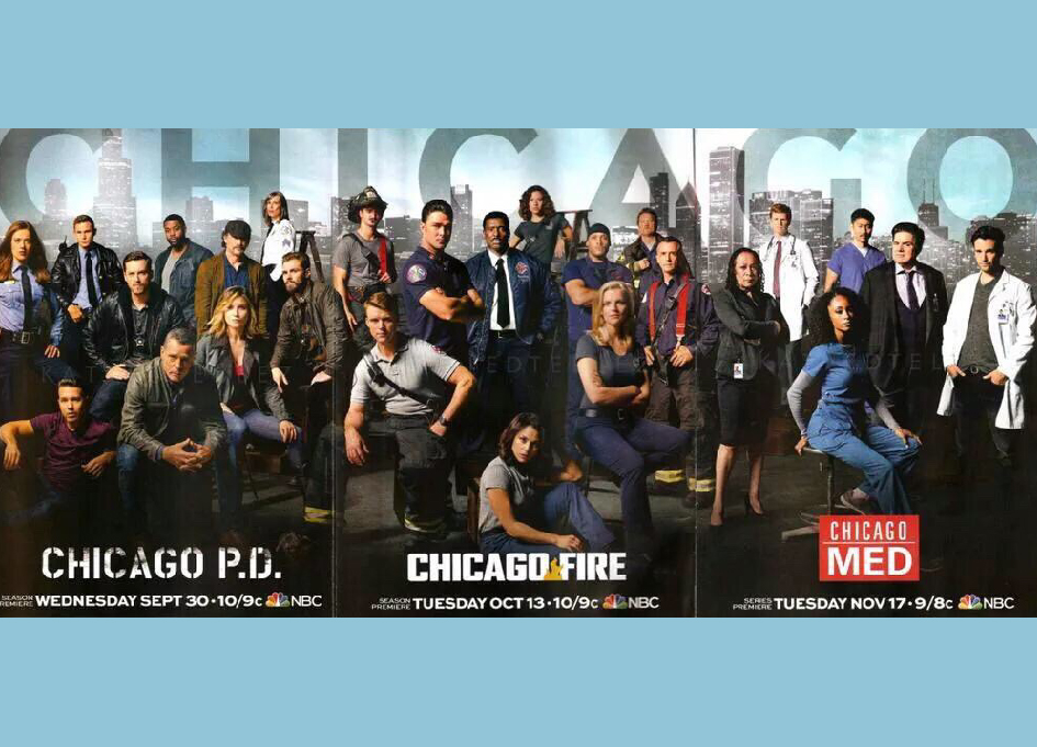 NBC renews all three Dick Wolf Chicago series