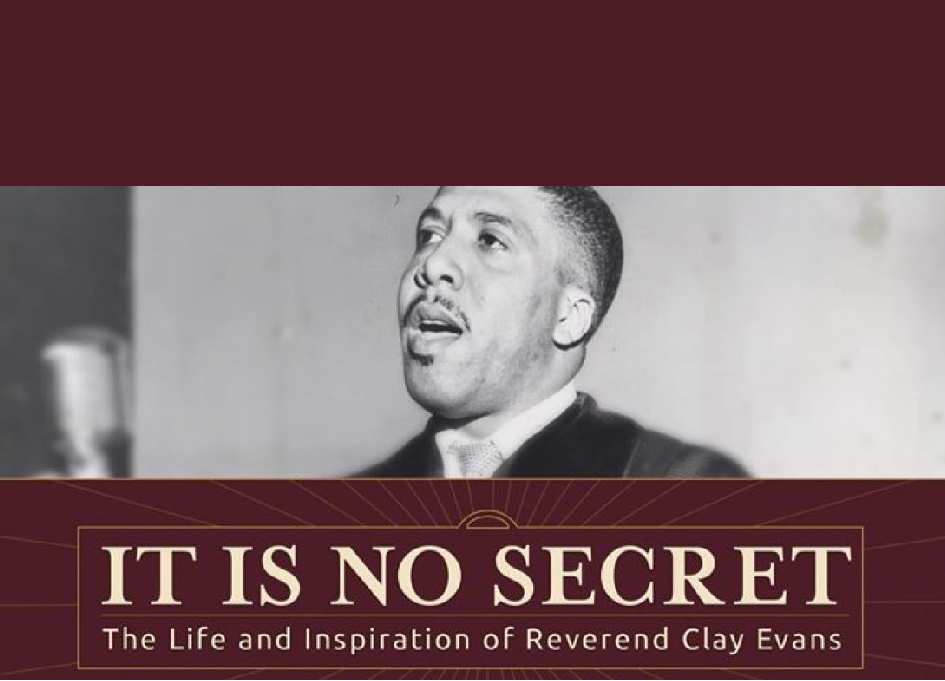 """The Life and Inspiration of Reverend Clay Evans"" will air on WTTW11 Friday, May 18, at 7:30 p.m."