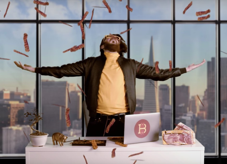 mcgarrybowen mints cryptocurrency backed by bacon