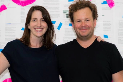 Creators Rebecca Fons and Jack C. Newell