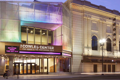 The Cowles Center, Minneapolis