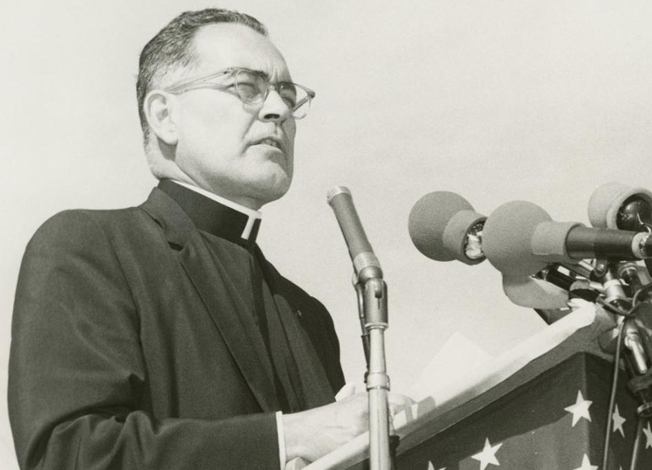 Fr. Theodore Hesburgh