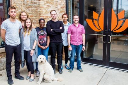 The Camera Ambassador team