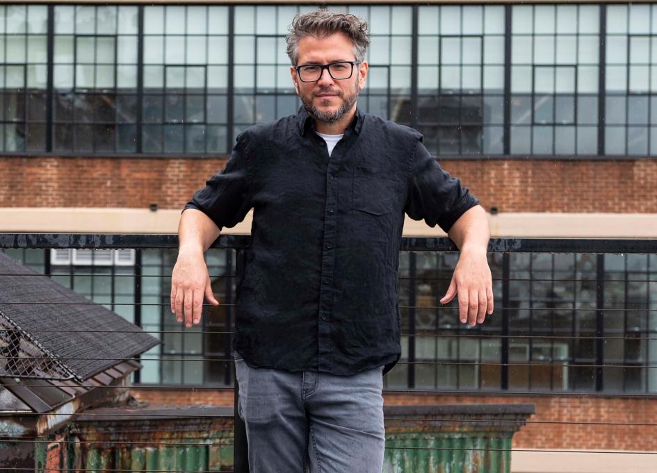 mcgarrybowen NY names Matt Ian Chief Creative Officer