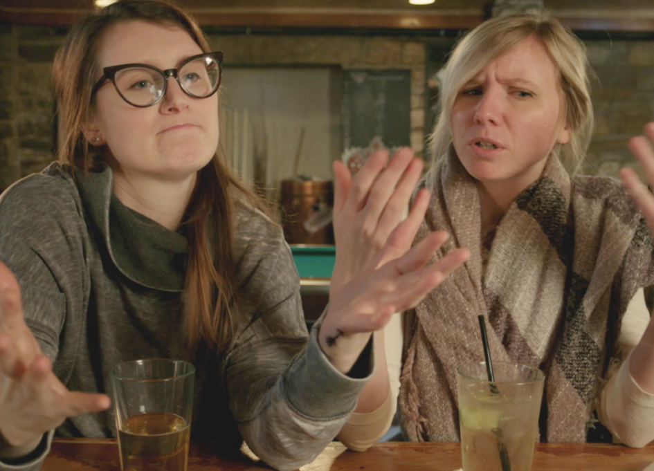 'Raising Adults' not just another two-white-girl show