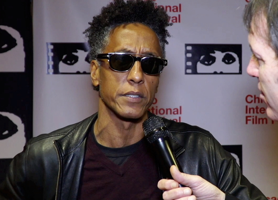Andre Royo at the Chicago Int'l Film Fest