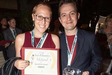 Co-directors Melissa and Jimmy Boratyn