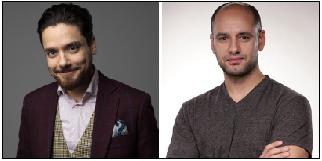 Hamzah Jamjoom and Saj Adibs