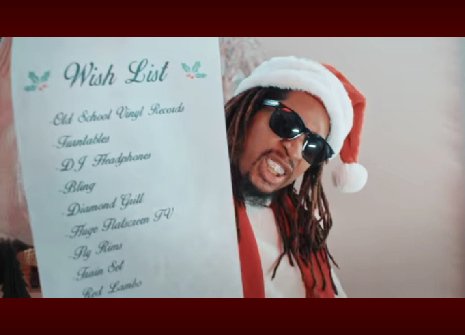 mb, Lil Jon, and Kool-Aid man make Yuletide history