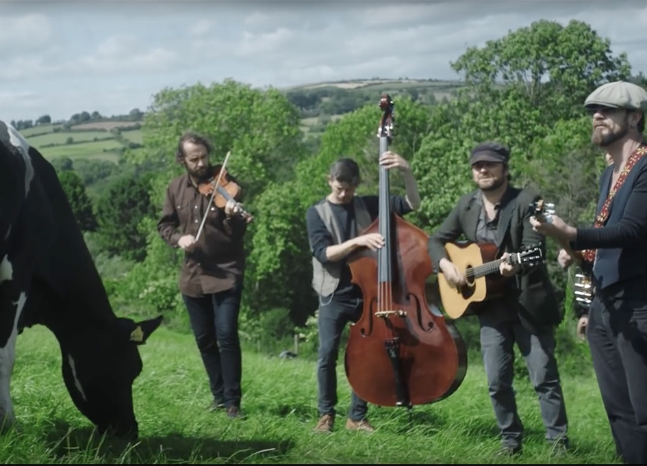 Energy B and Kerrygold celebrate the sound of cooking