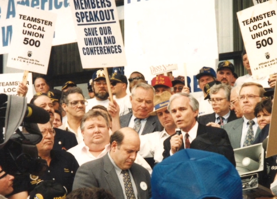 Betrayal: When the Government Took Over the Teamsters