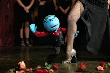 "Mr. World in ""Dance"""