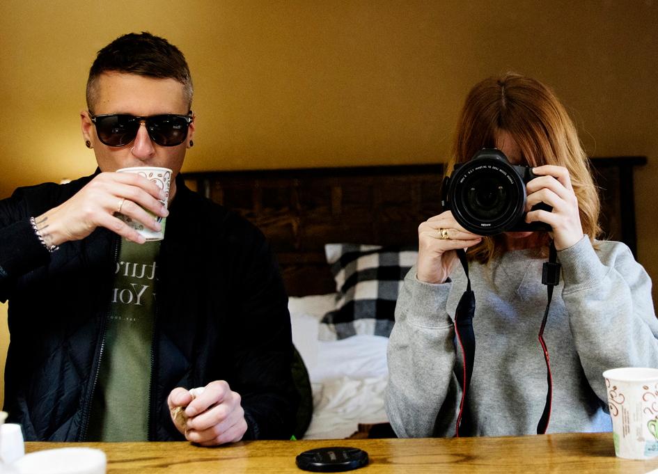 Chris and Kristen Barker