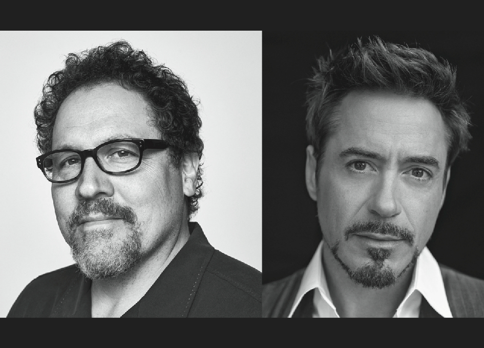 John Favreau, Robert Downey Jr