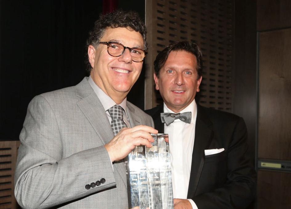 Mark Androw receives AICP's highest honor