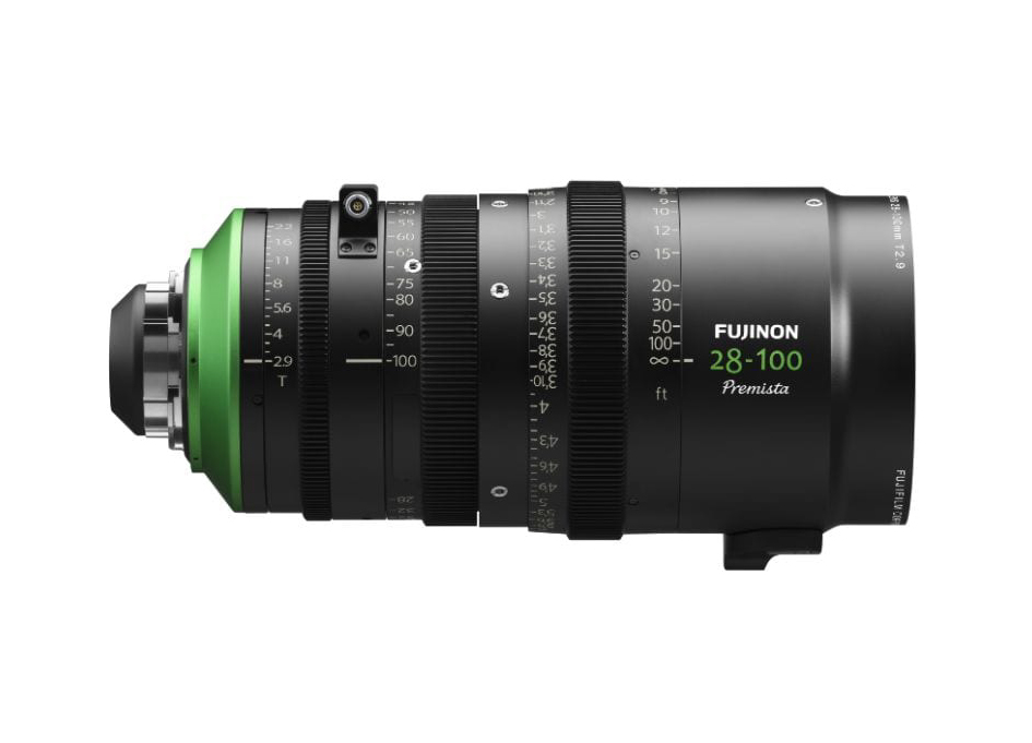AbelCine offers first look at the Fujinon Premista