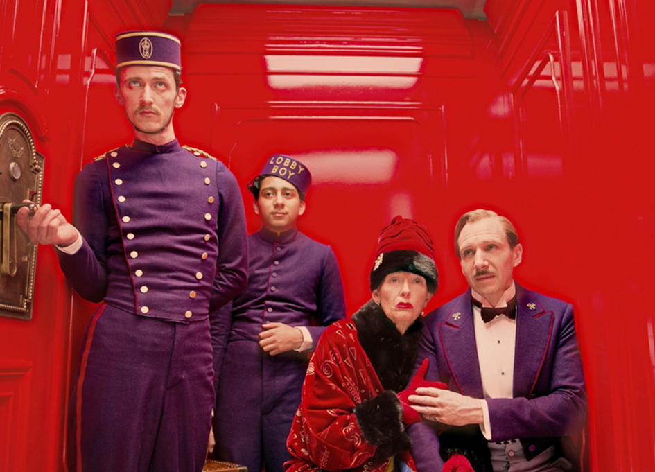 """Grand Budapest Hotel"" production designer Adam Stockhausen will offer a Masterclass on Sunday, October 20"