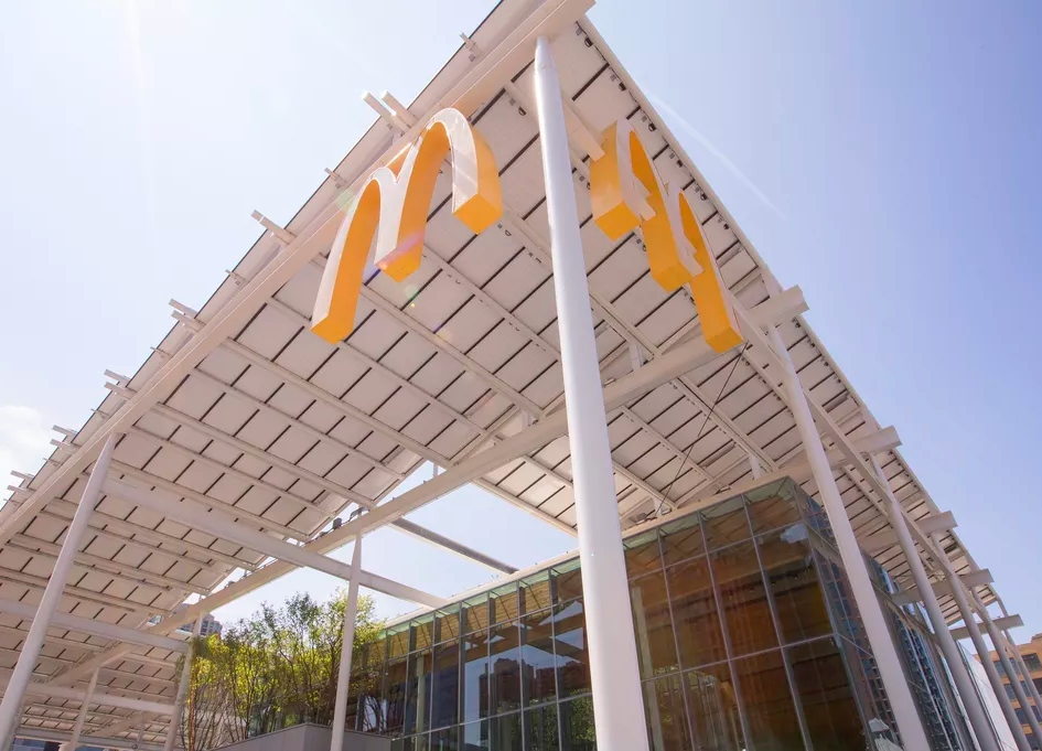 "McDonald's Q1 ""significantly disrupted"" by COVID-19"