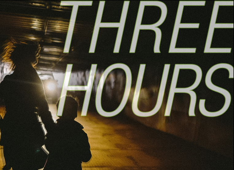 'Three Hours,' by Aemilia Scott and Holli McGinley