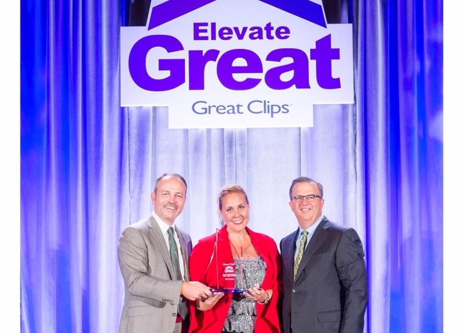 "IRH Capital awarded 2019 Great Clips ""Vendor of Year"""