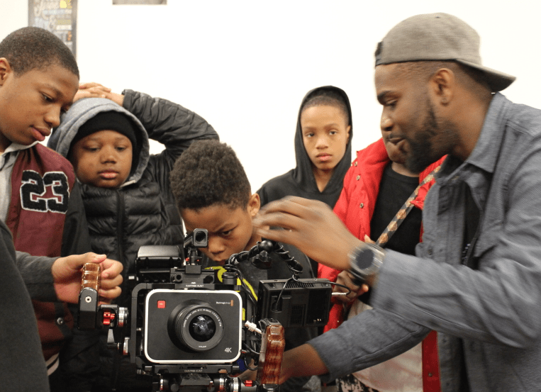 NBC cast and crew launch 'One Chicago Inspire Youth'