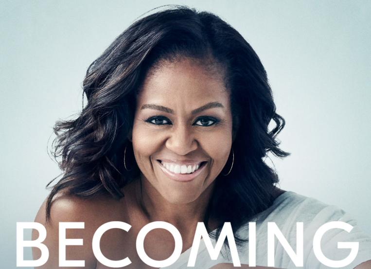 Michelle Obama's 'Becoming' wins Spoken Word Grammy