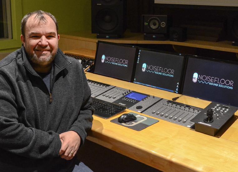 Bryen Hensley becomes part owner of NoiseFloor