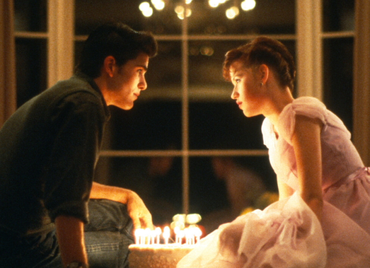 'Sixteen Candles' ranked as IL's favorite romantic comedy