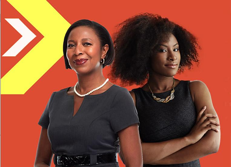 black womens expo