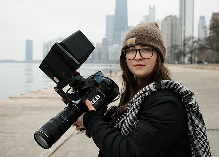 REEL WOMEN: Independent Filmmaker, Grace Pisula
