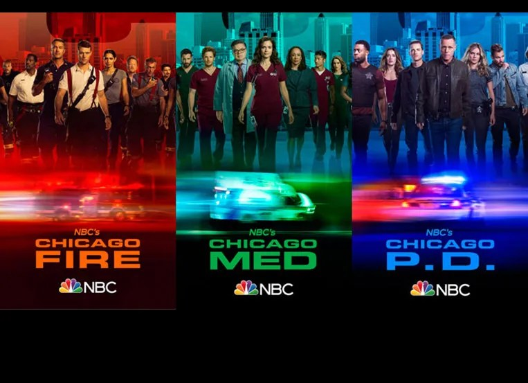 UPDATED: 'Chicago Med, PD & Fire' halt production