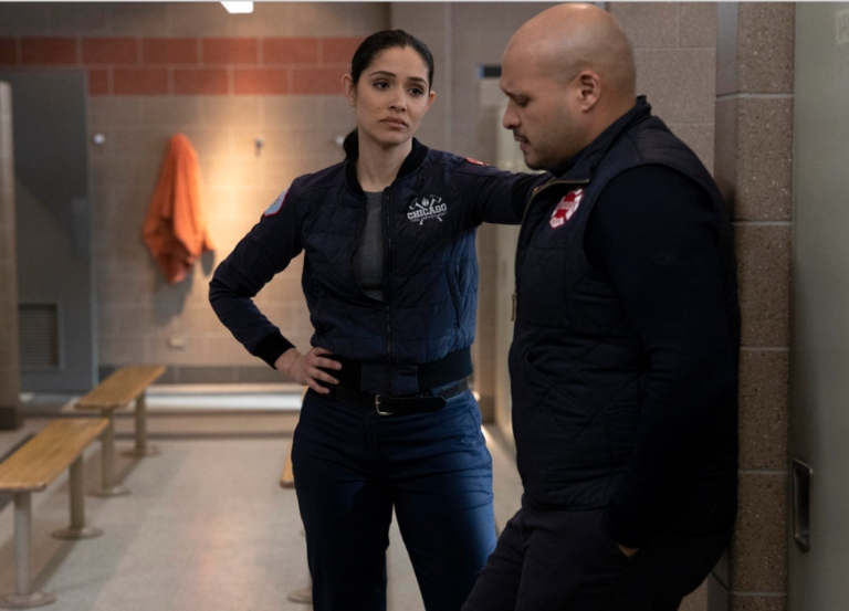 New episodes of 'Chicago P.D.', 'Med' and 'Fire' tonight