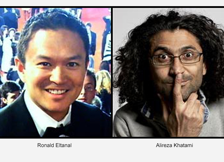 DePaul's Eltanal & Khatami chosen for IFP fellowship