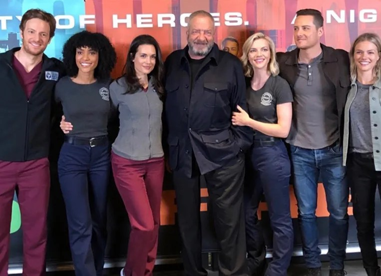 'Conversations with Cast' of Chicago Med, Fire and PD