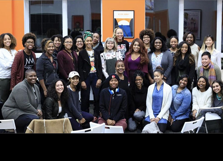 Mezcla raises funds for femme filmmakers of color