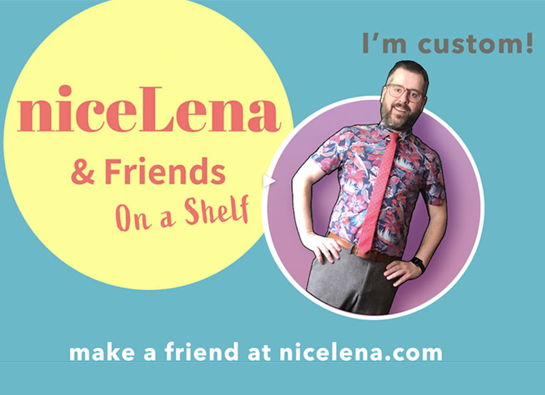 Spaceship Town & Minimal join for Nice Lena & Friends